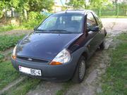 Автомобиль ФОРД КА,  1998 год,  1, 3 бензин
