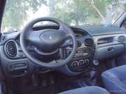рено меган 1997 серый металлик