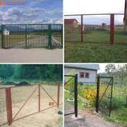 Ворота и калитки с доставкой в Слониме