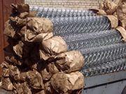 Оцинкованная сетка рабица от производителя в Слоним