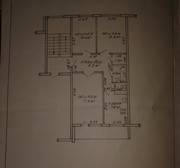 Продажа 3-х комнатной квартиры в Г. Слониме